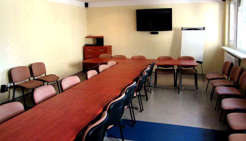 Sala konferencyjna Koszalin hotelik Gwardia